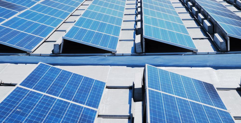 ELM solar panels