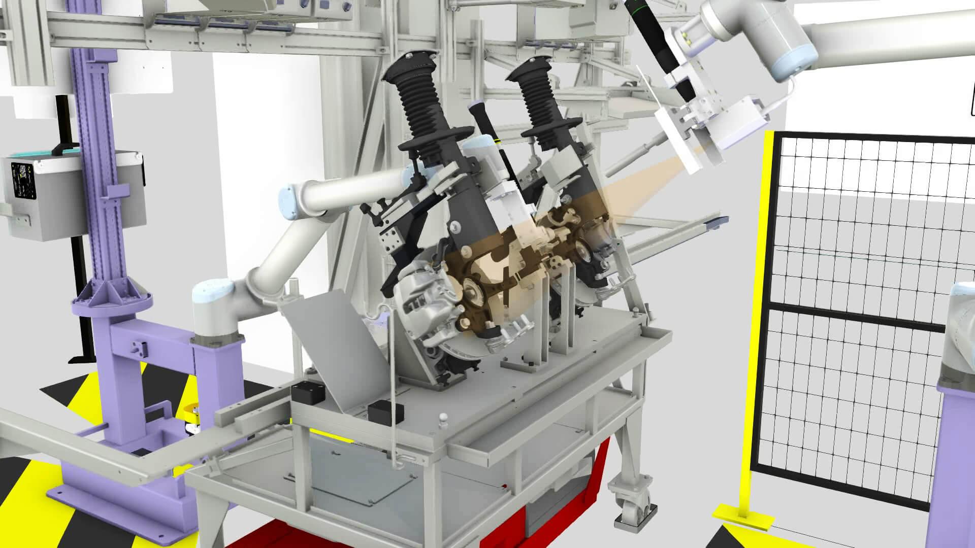 a FiRAC screw tightening robot