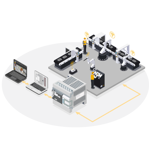 Industry 4.0 - PLC