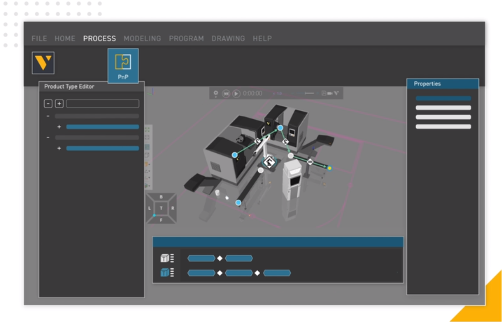 Introduction to 3D Production Simulation