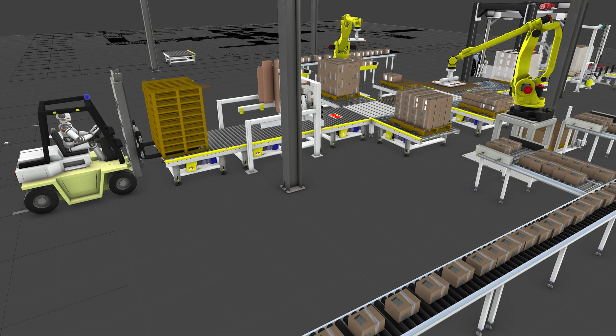 Visual Components Essentials - Our core 3D manufacturing