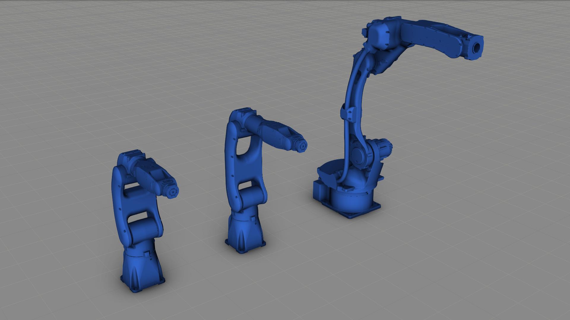 Collection of new Yaskawa robots in eCatalog
