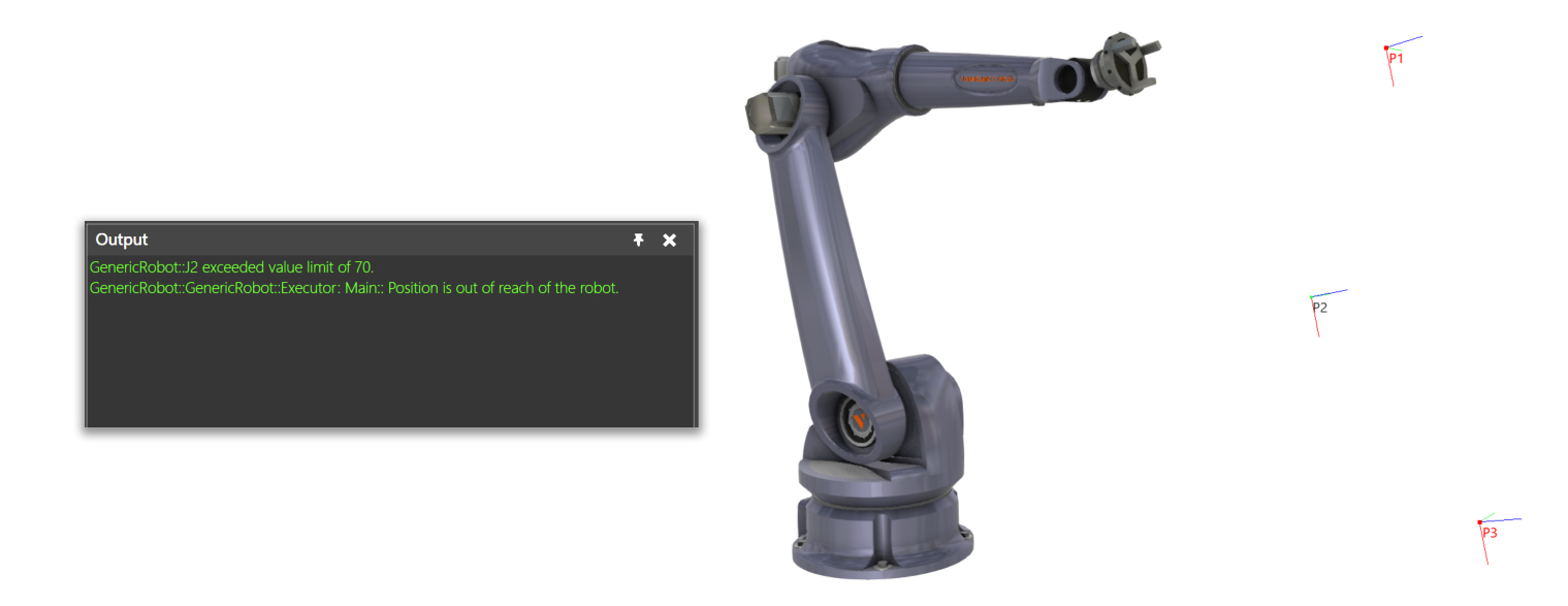 Reachability analysis in the Simple Robotics toolkit
