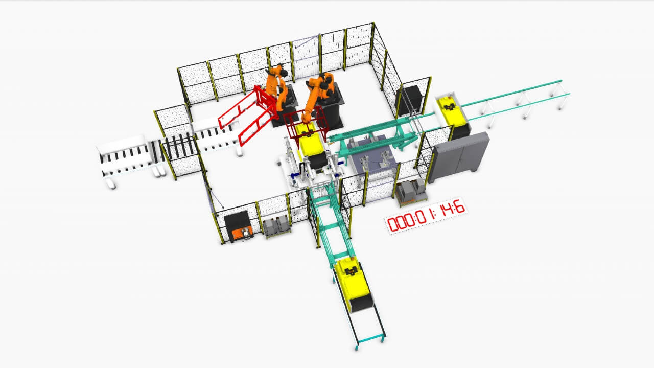 PDSI Project Case Study – Using Simulation to Create a