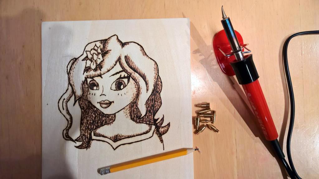 Tarmo drawing